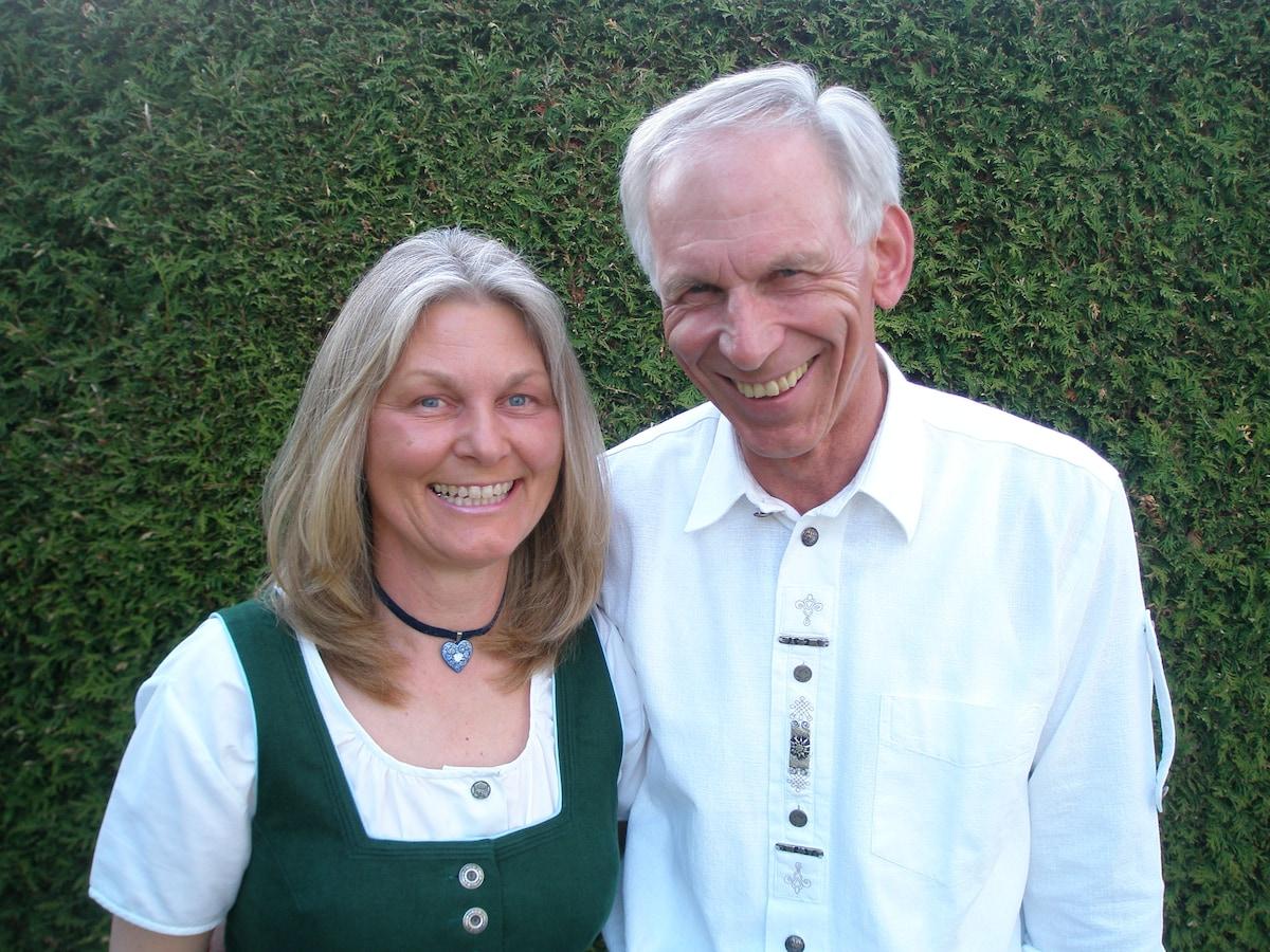 Karin & Heinz From Gauting, Germany