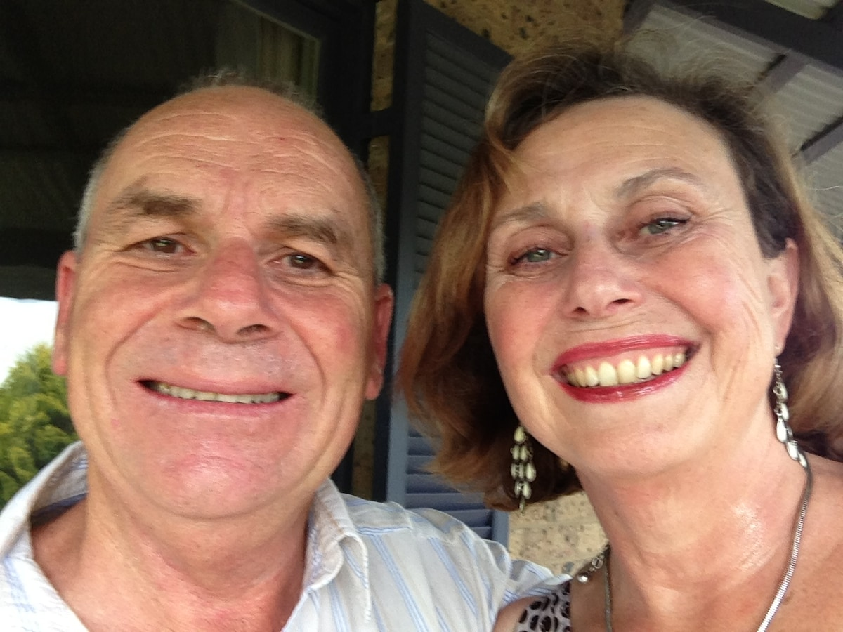 Ian & Margaret from Moss Vale