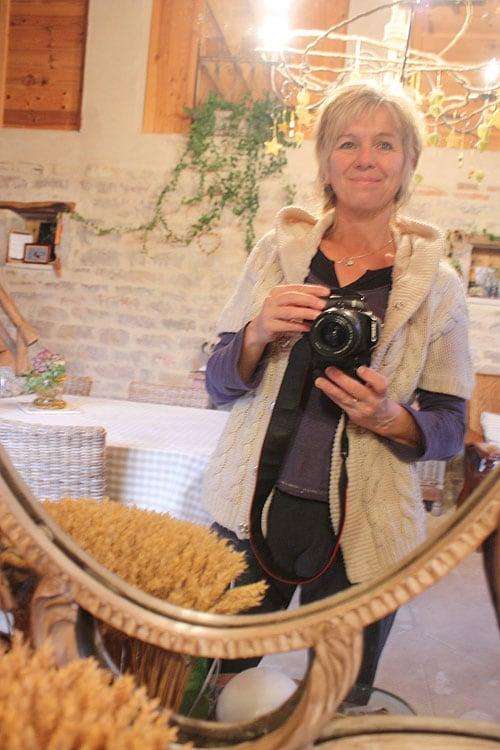 Evelyne from Simandre-sur-Suran