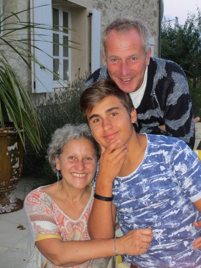 Richard Et Lisa from Castillon-Massas