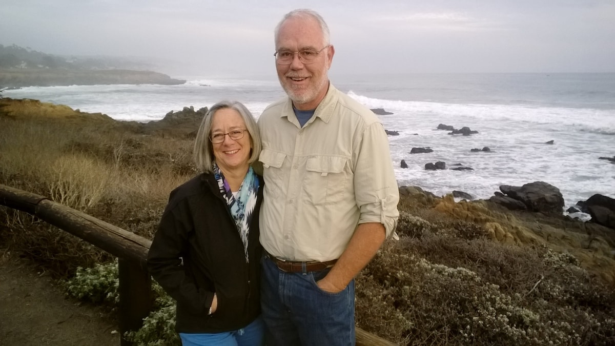 George & Barbara From Sierra Madre, CA