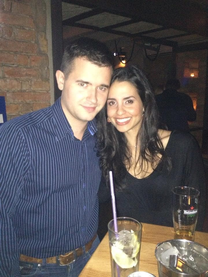 Filip And Blanca from Sutton