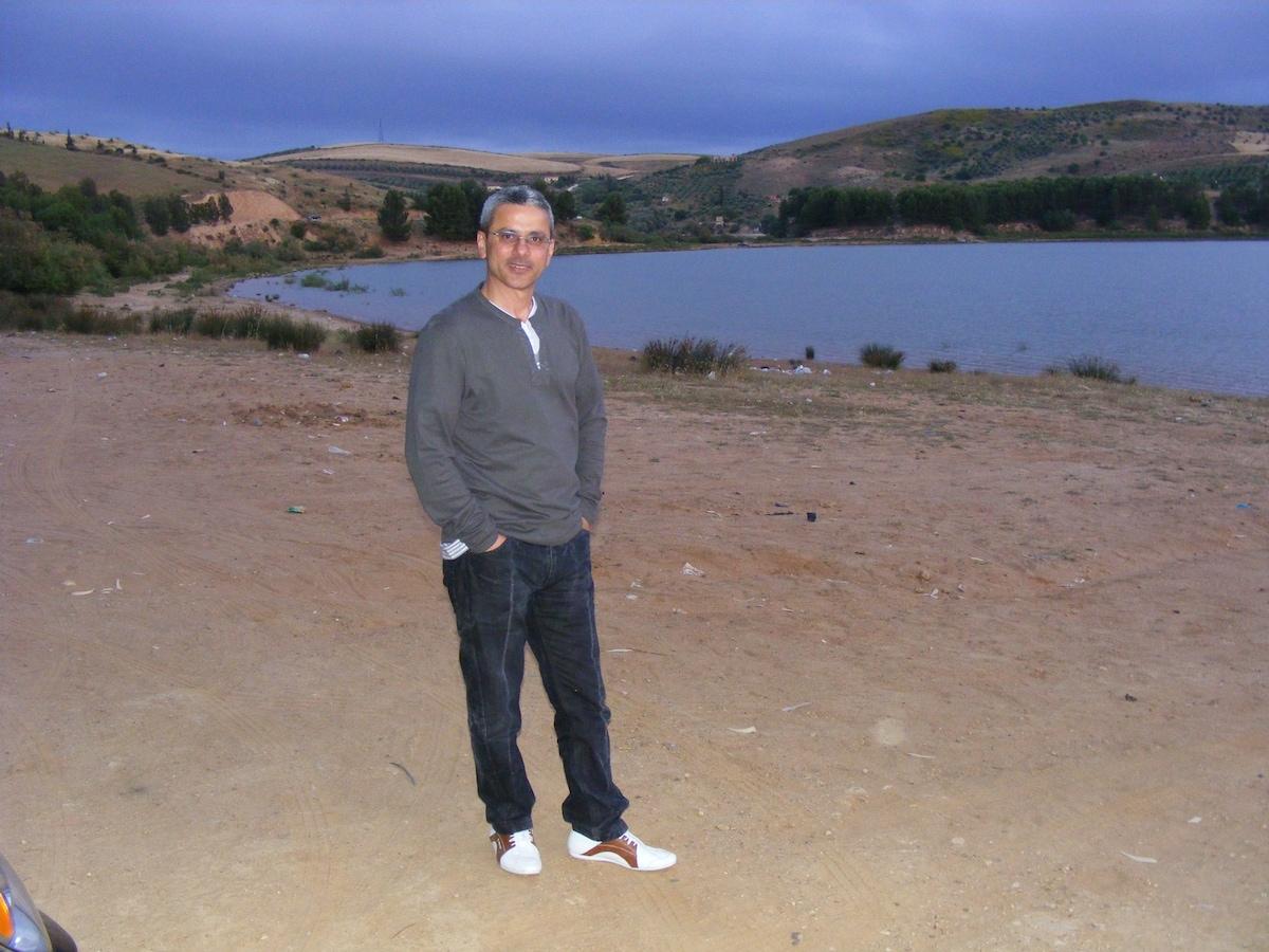 Eddie from Meknes