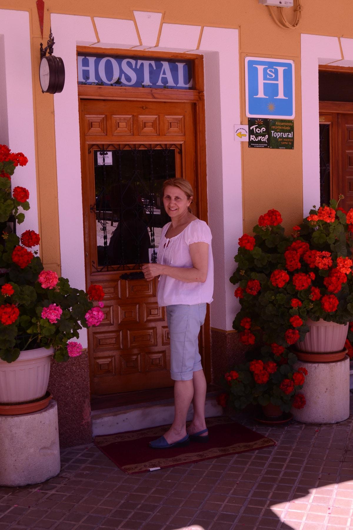 Mila from Frómista