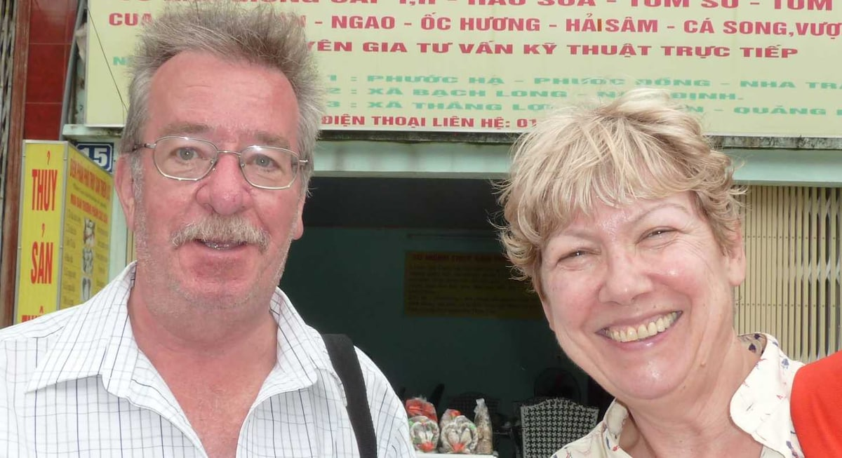Ania And Andrew from Braine-l'Alleud