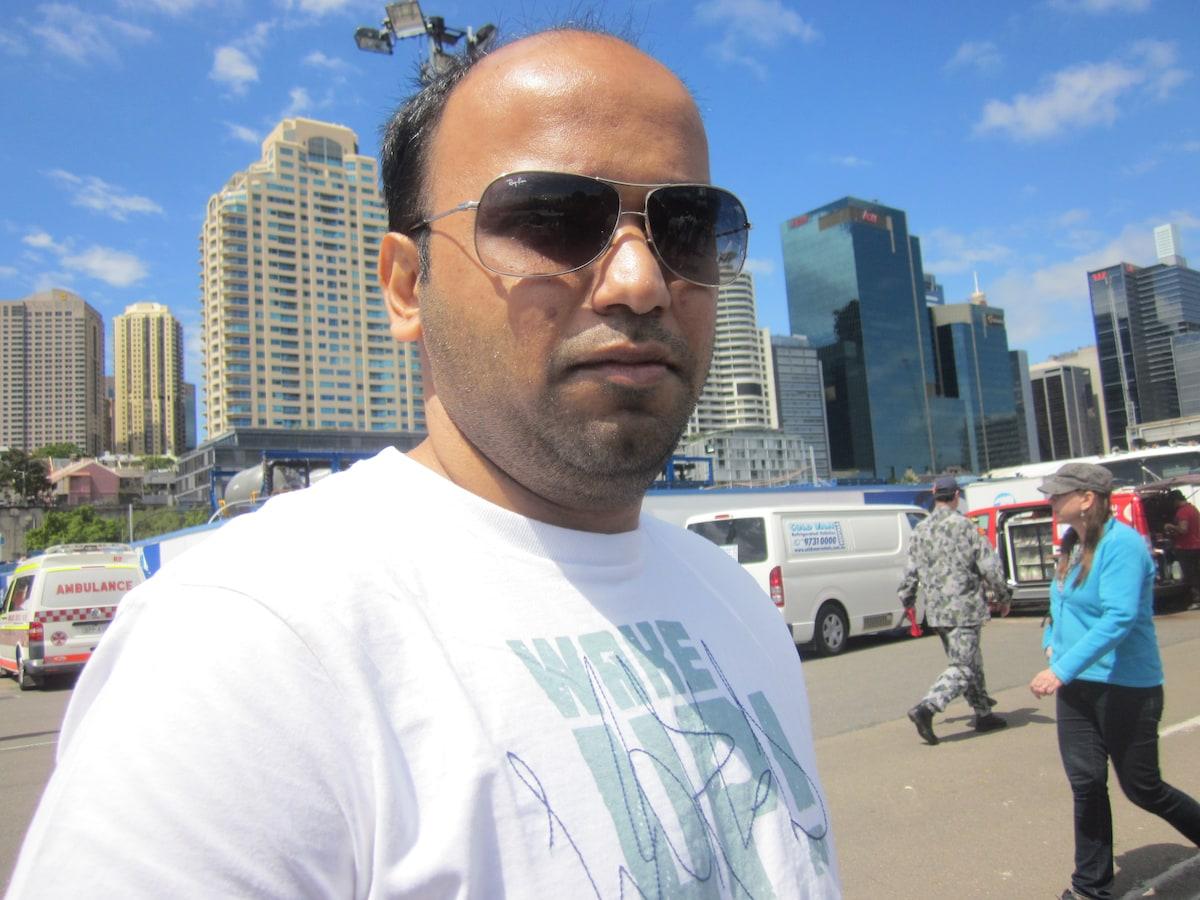 Shrenik From Sydney, Australia