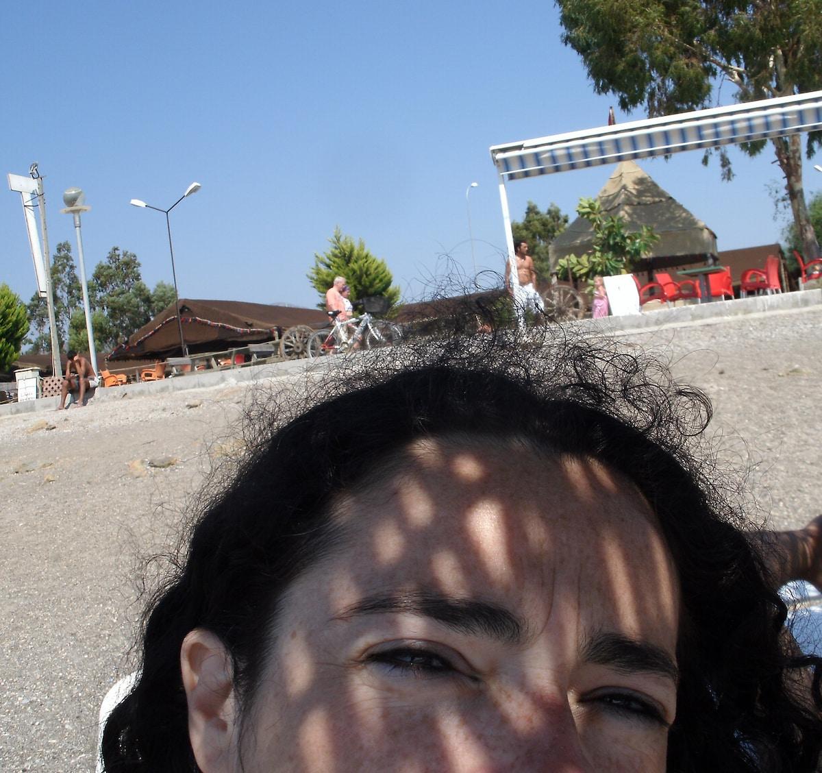 Dina from Barcelona