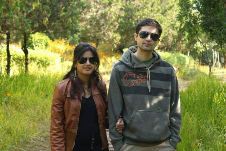 Roji & Niraj From Kathmandu, Nepal