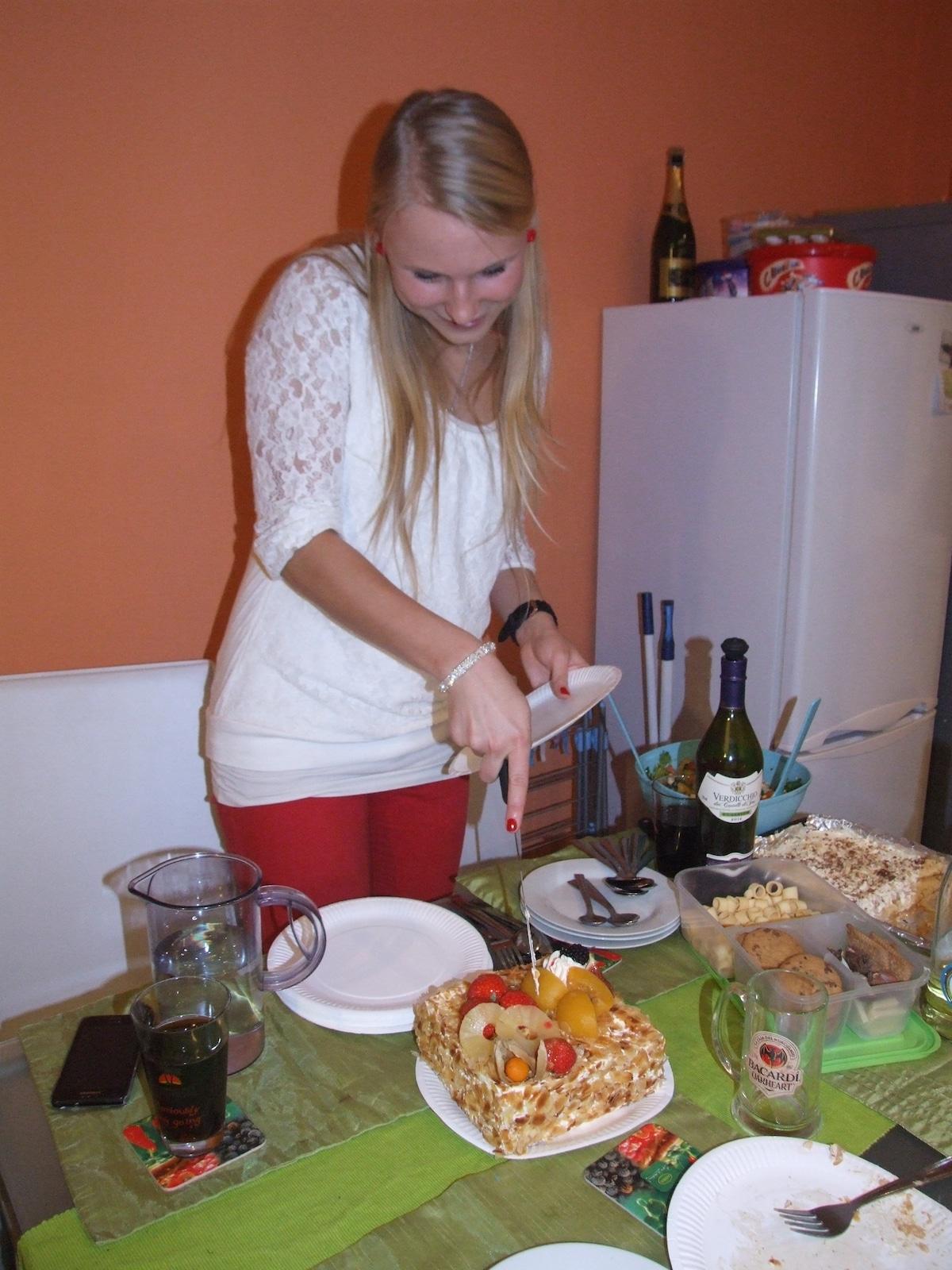 Paulina from Hemel Hempstead