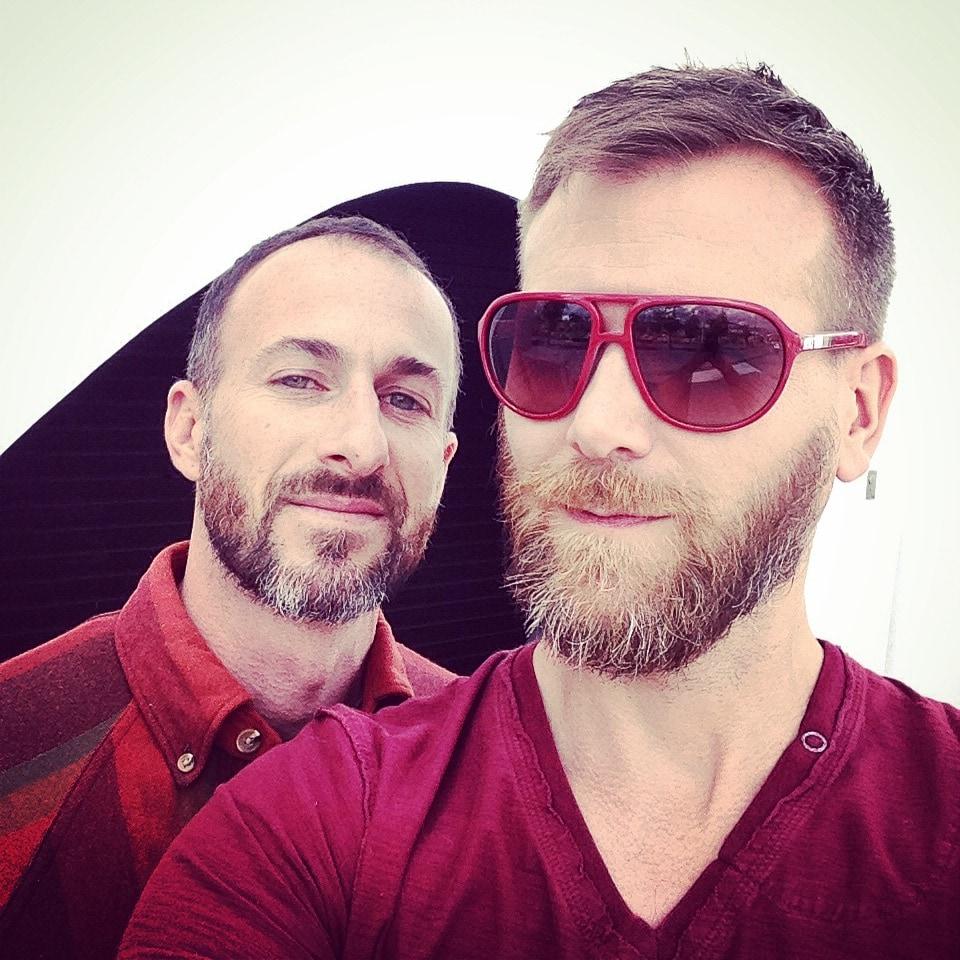 Noel & Patrick from Portland