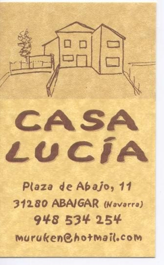 Casa Lucia From Spain