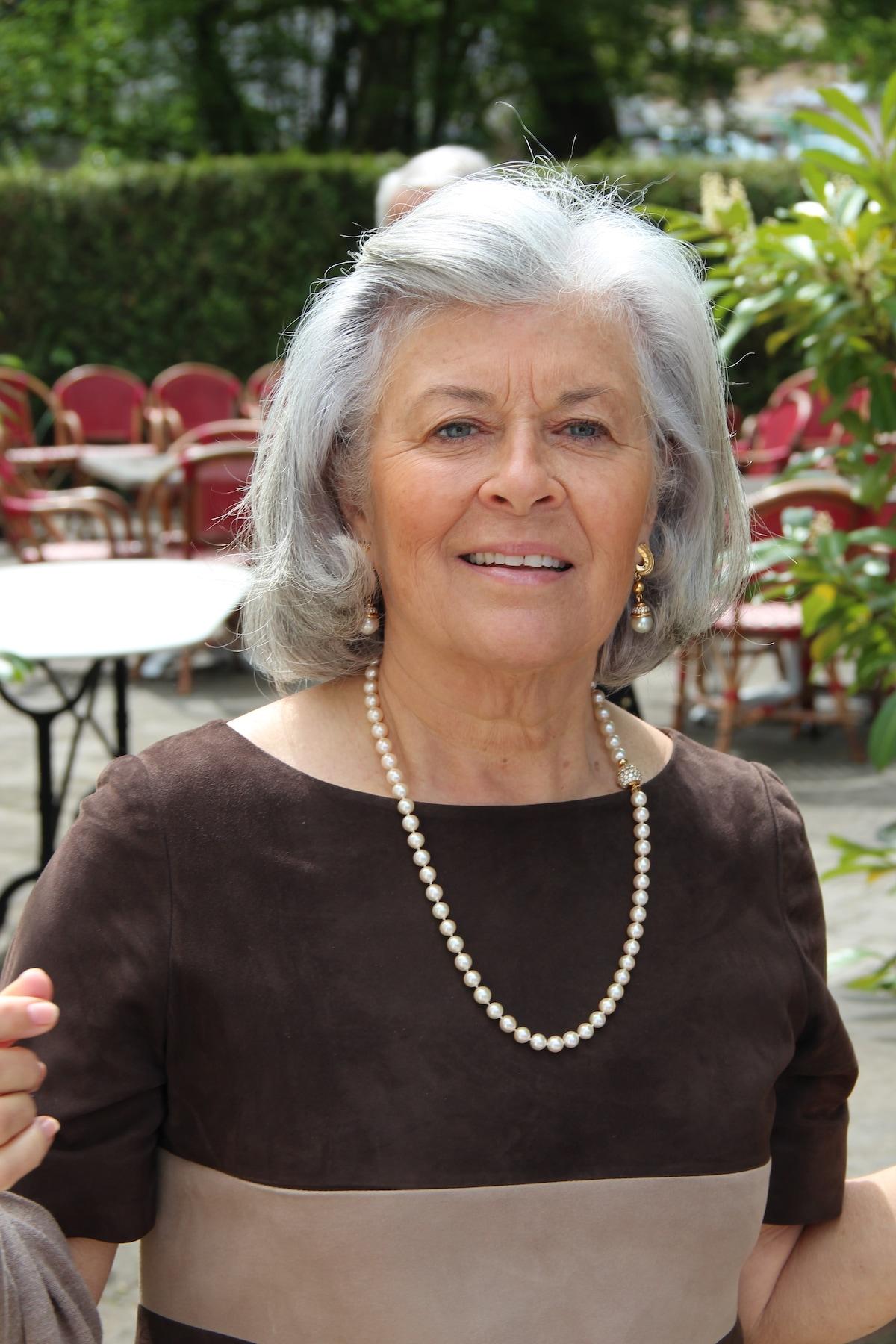 Fabienne from Val d'Illiez