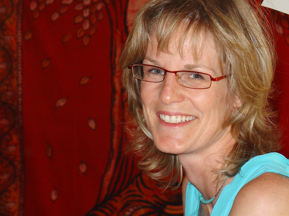Emmanuelle From Pouffonds, France