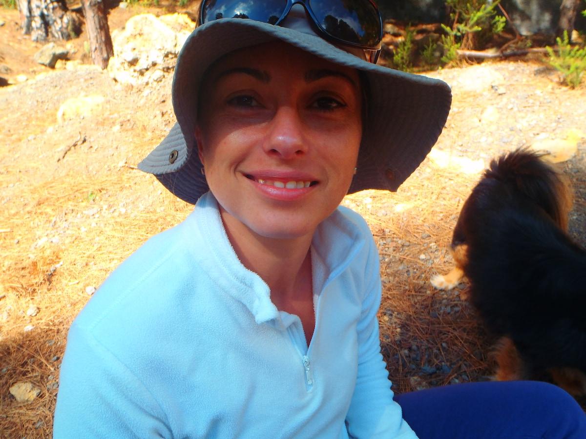 Eva María from La Guancha