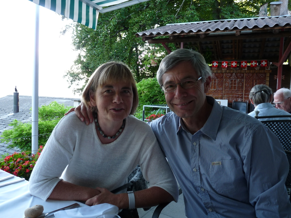 Edith Und Niels from Meiringen