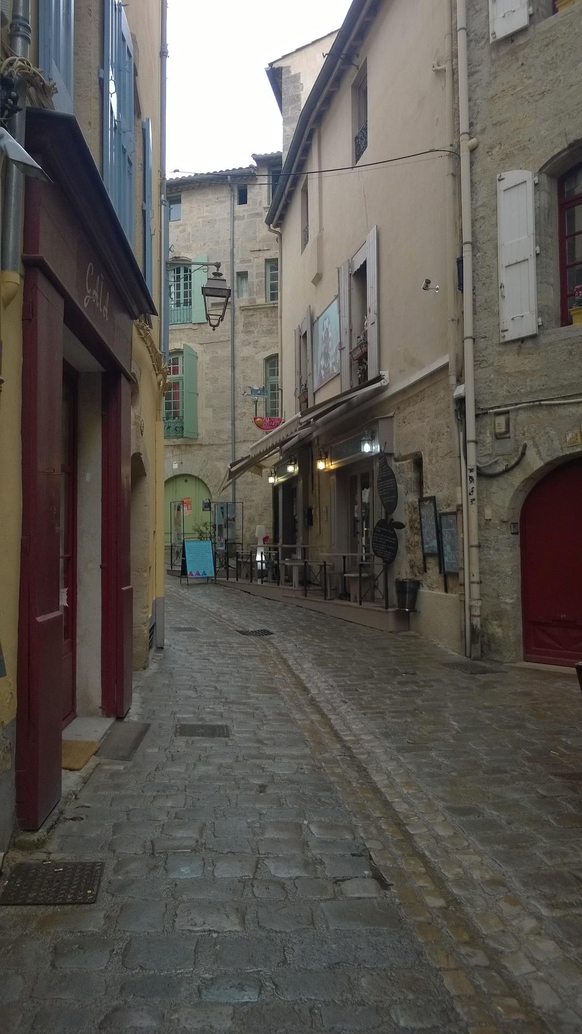 Stéphanie from Pézenas