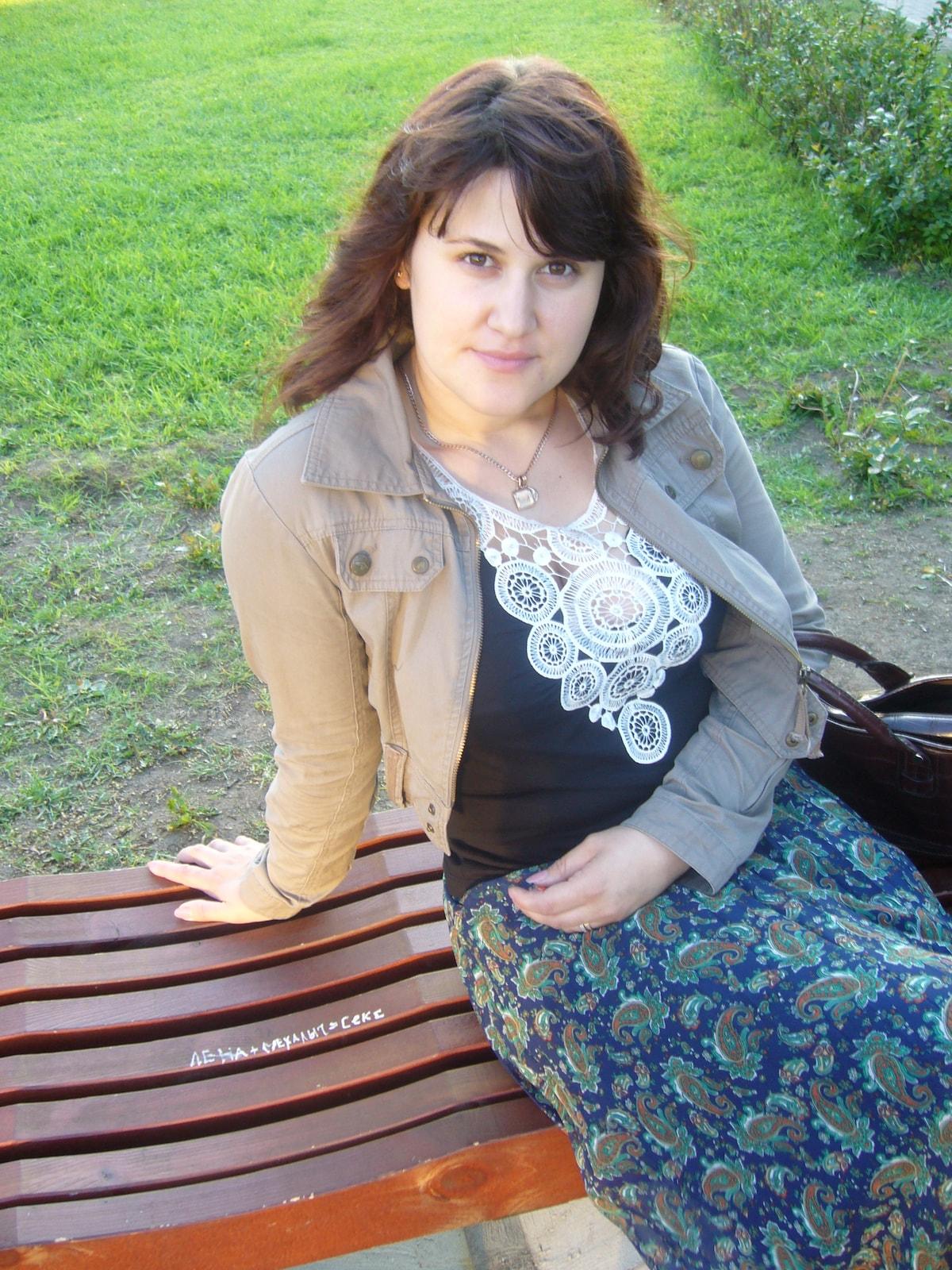 Анастасия From Saint Petersburg, Russia