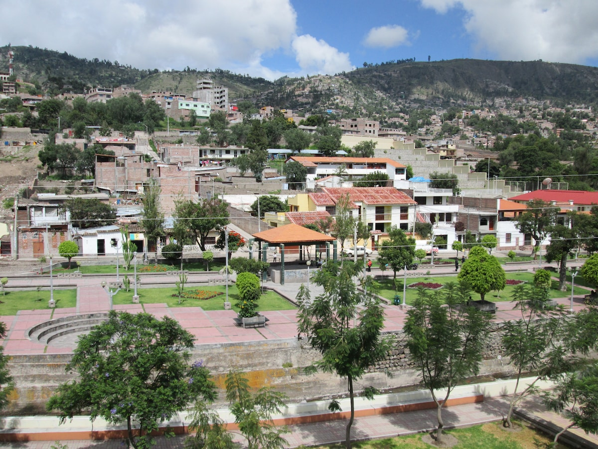 Miriam from Ayacucho