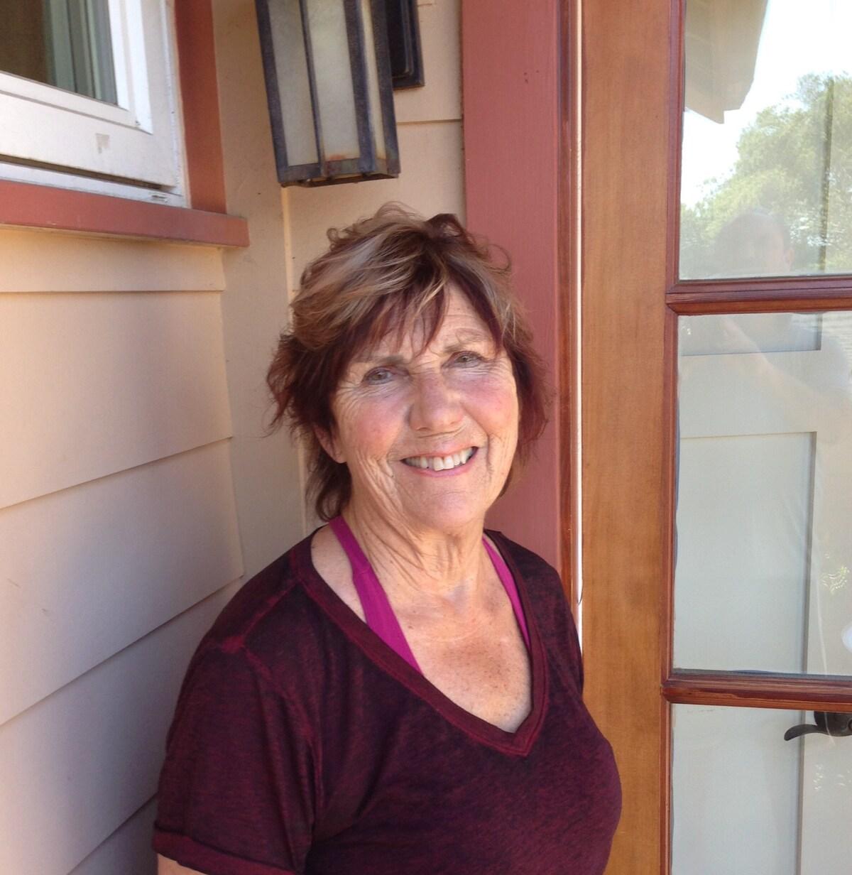 Tara from Santa Cruz