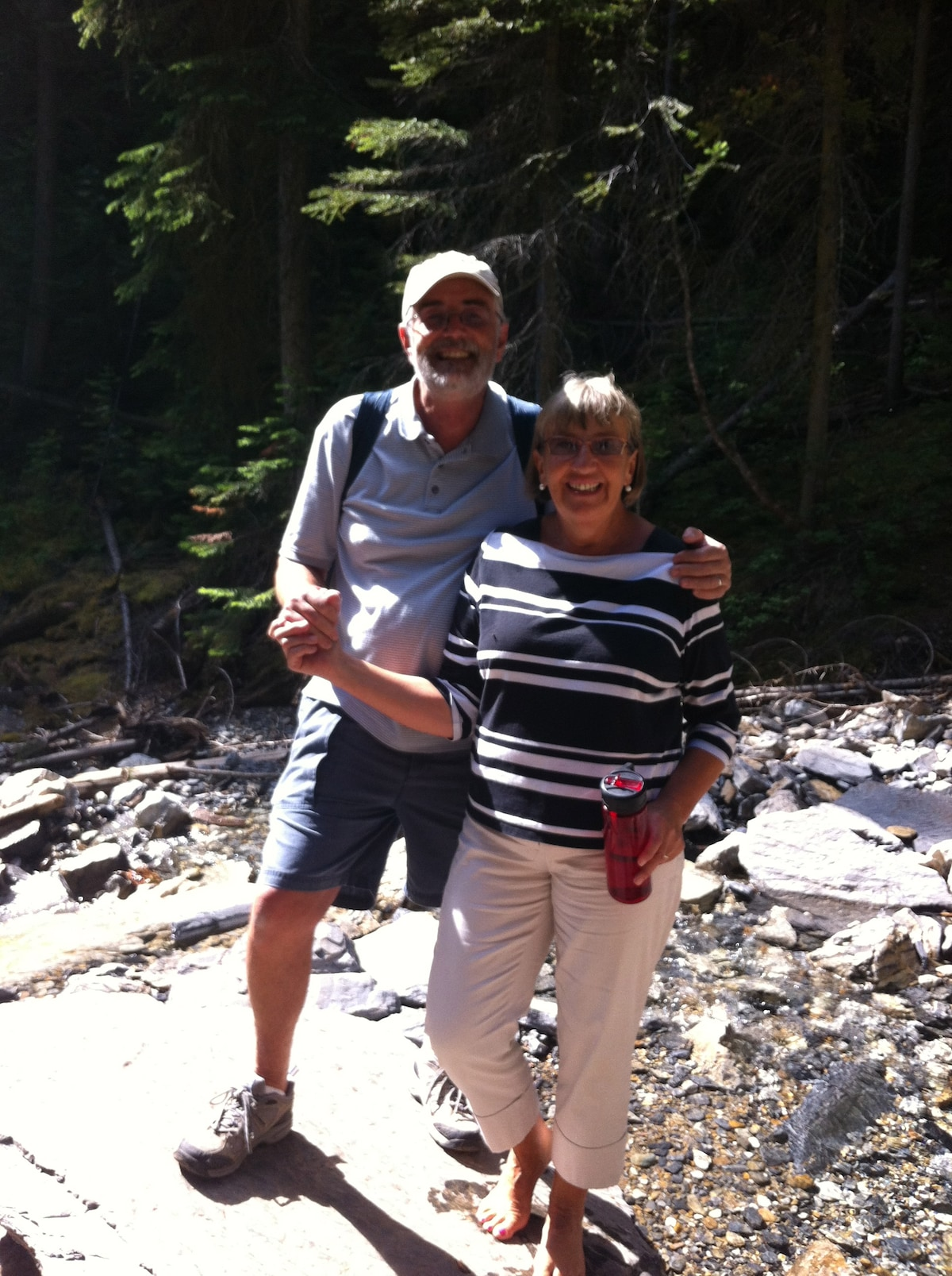 Susan & Michael From Halifax, Canada