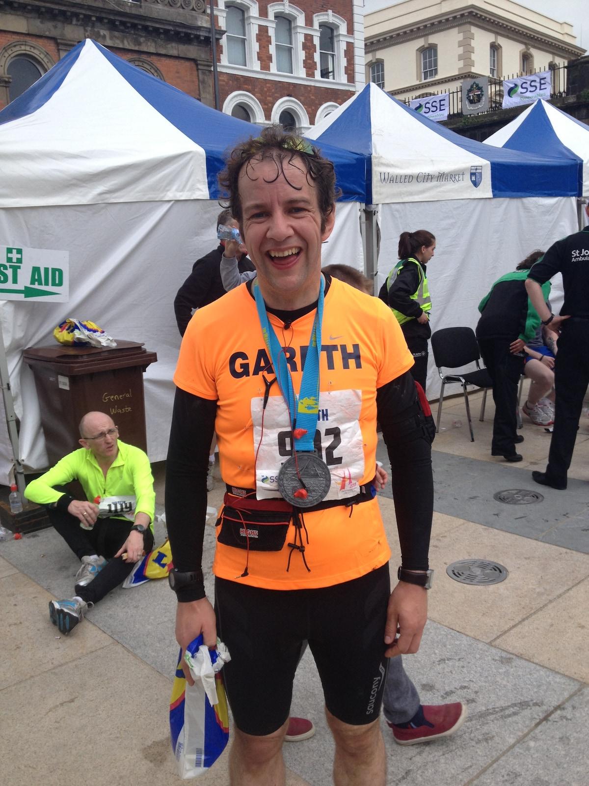 Gareth from Dublin