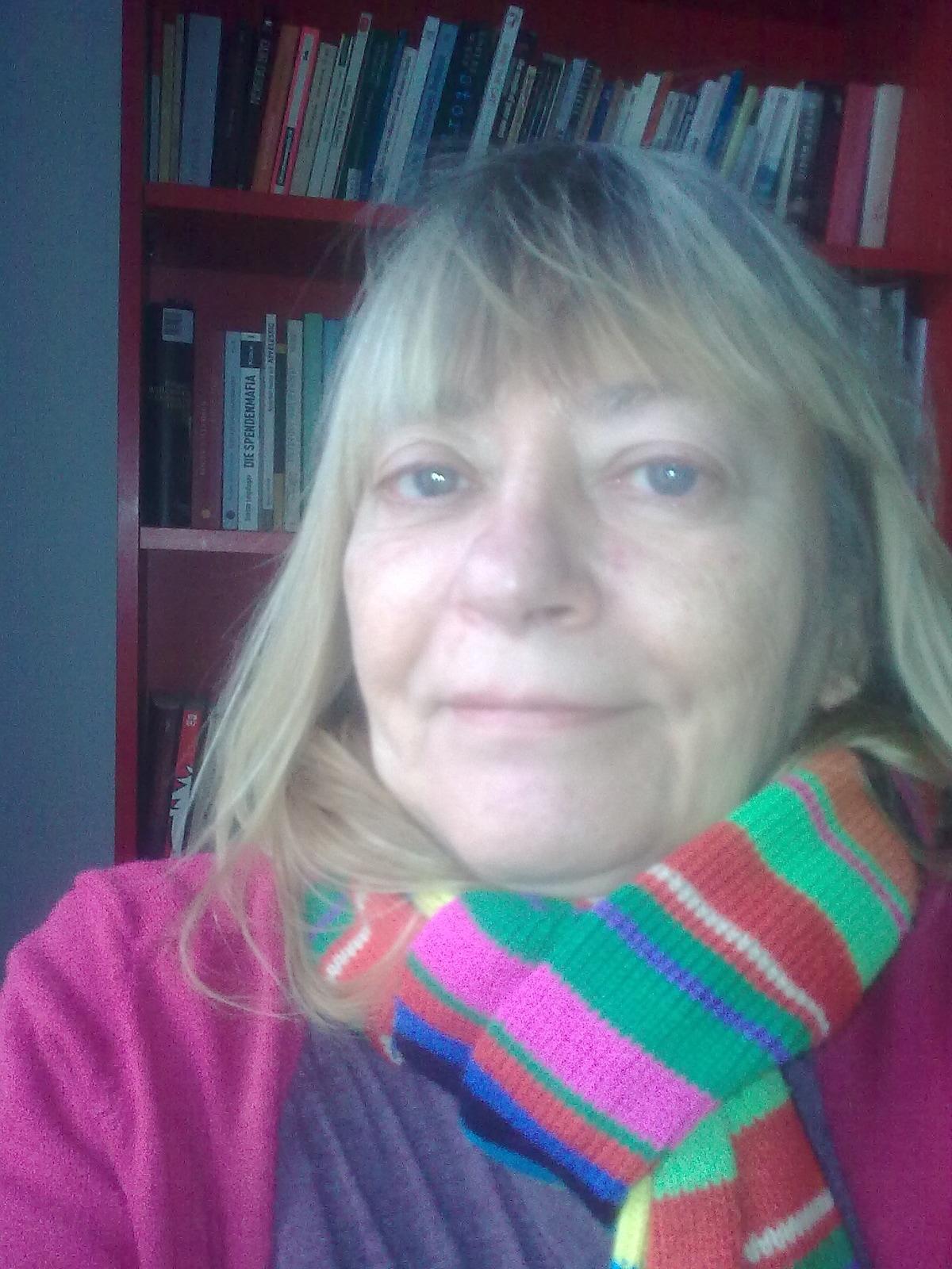 Gesine From Berlin, Germany