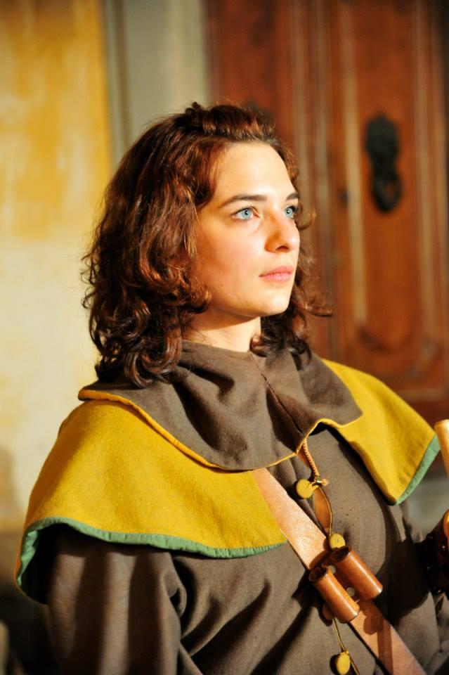 Arianna From Cortona, Italy