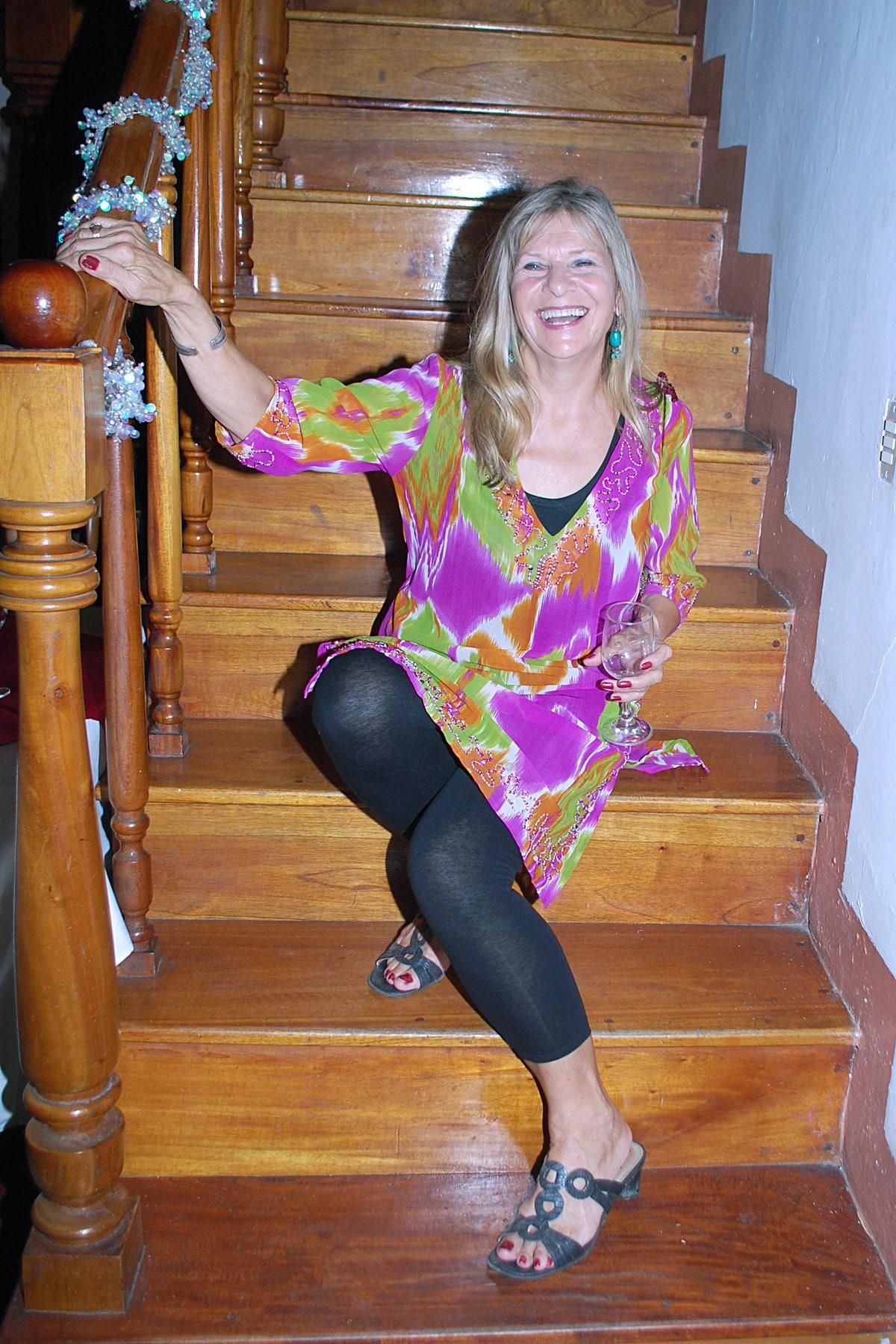 Nancy From Granada, Nicaragua