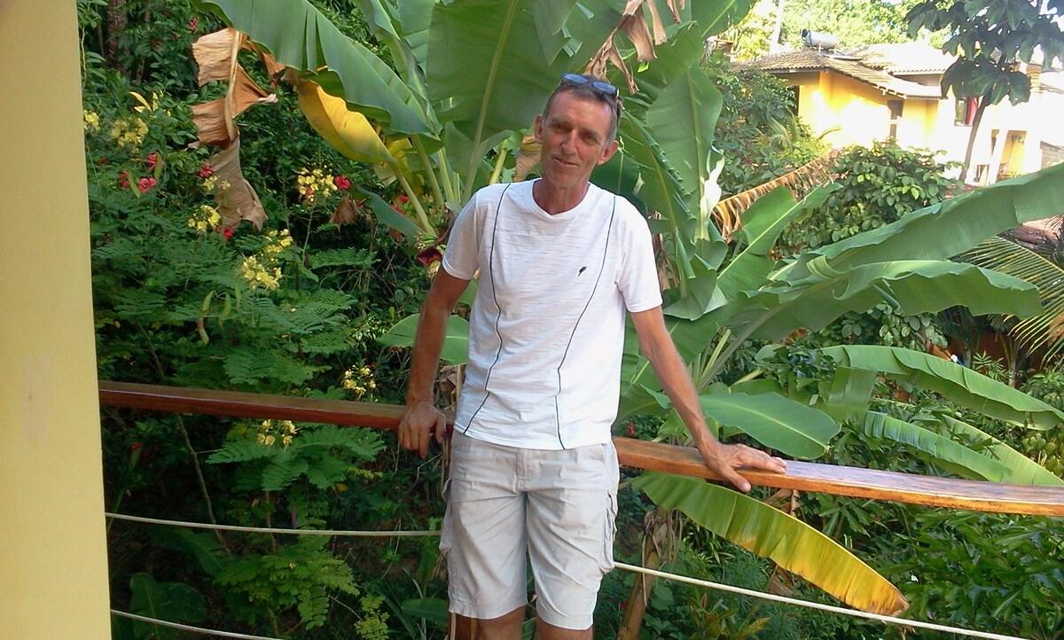 Roland From Morro de São Paulo, Brazil