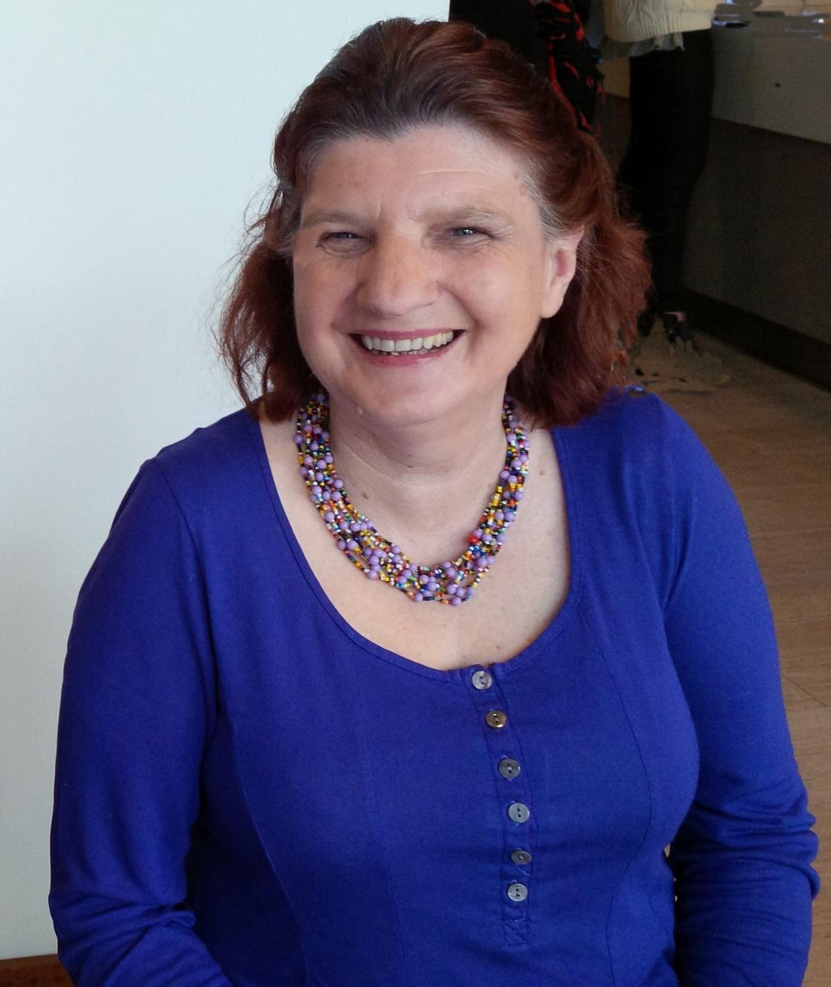 Yvonne from West Launceston