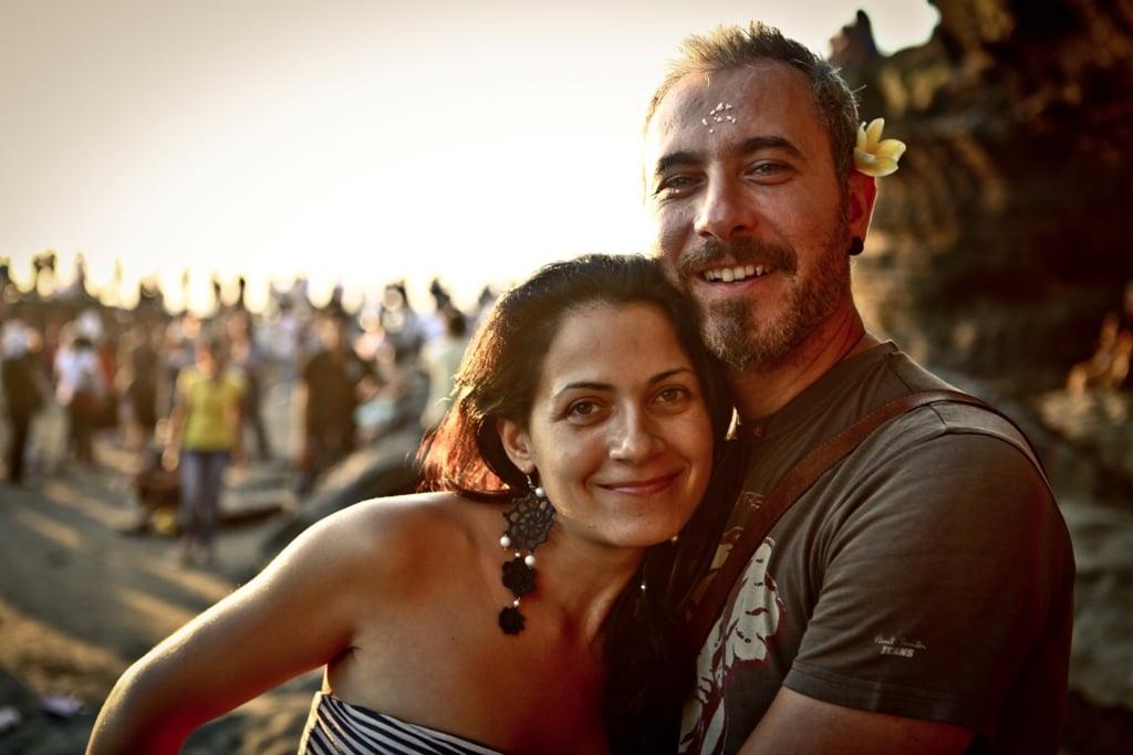 Francesco & Michela From Kuta, Indonesia