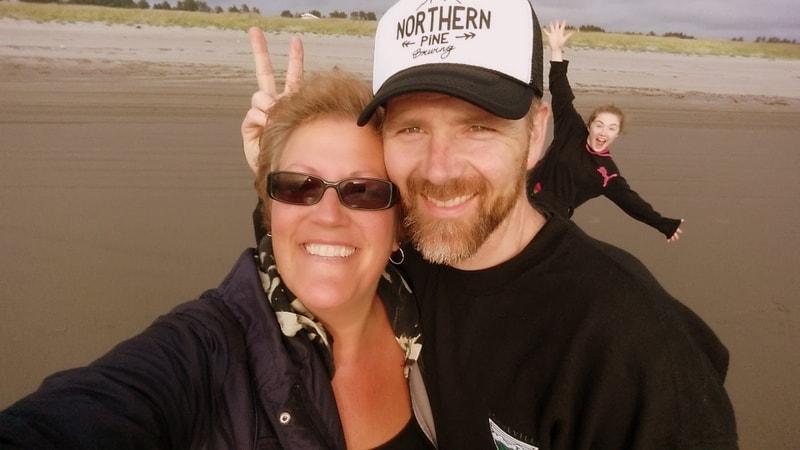 Zack & Josie from Ocean Park