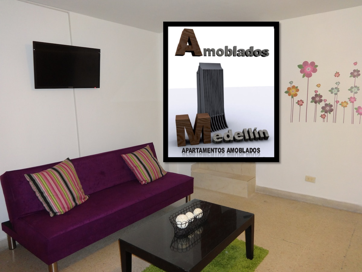 AMOBLADOS MEDELLIN, has specialized in services of
