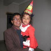 Krishna from Kathmandu
