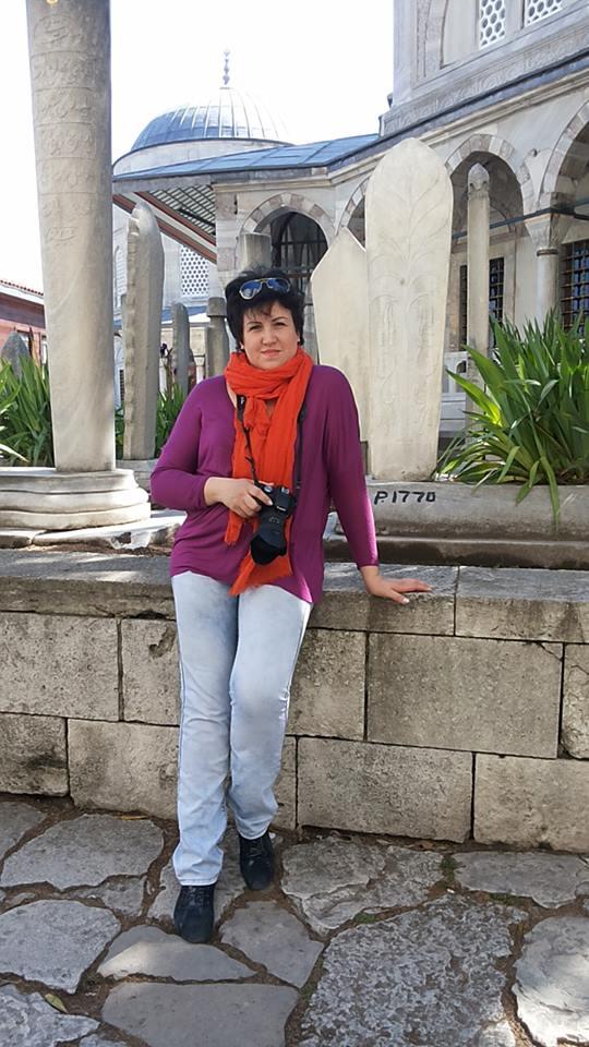 Olga From Odessa, Ukraine
