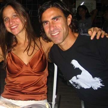 Monica & Gustavo run Esquina Tango. They are super