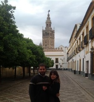 Ramon Y Leticia From Seville, Spain