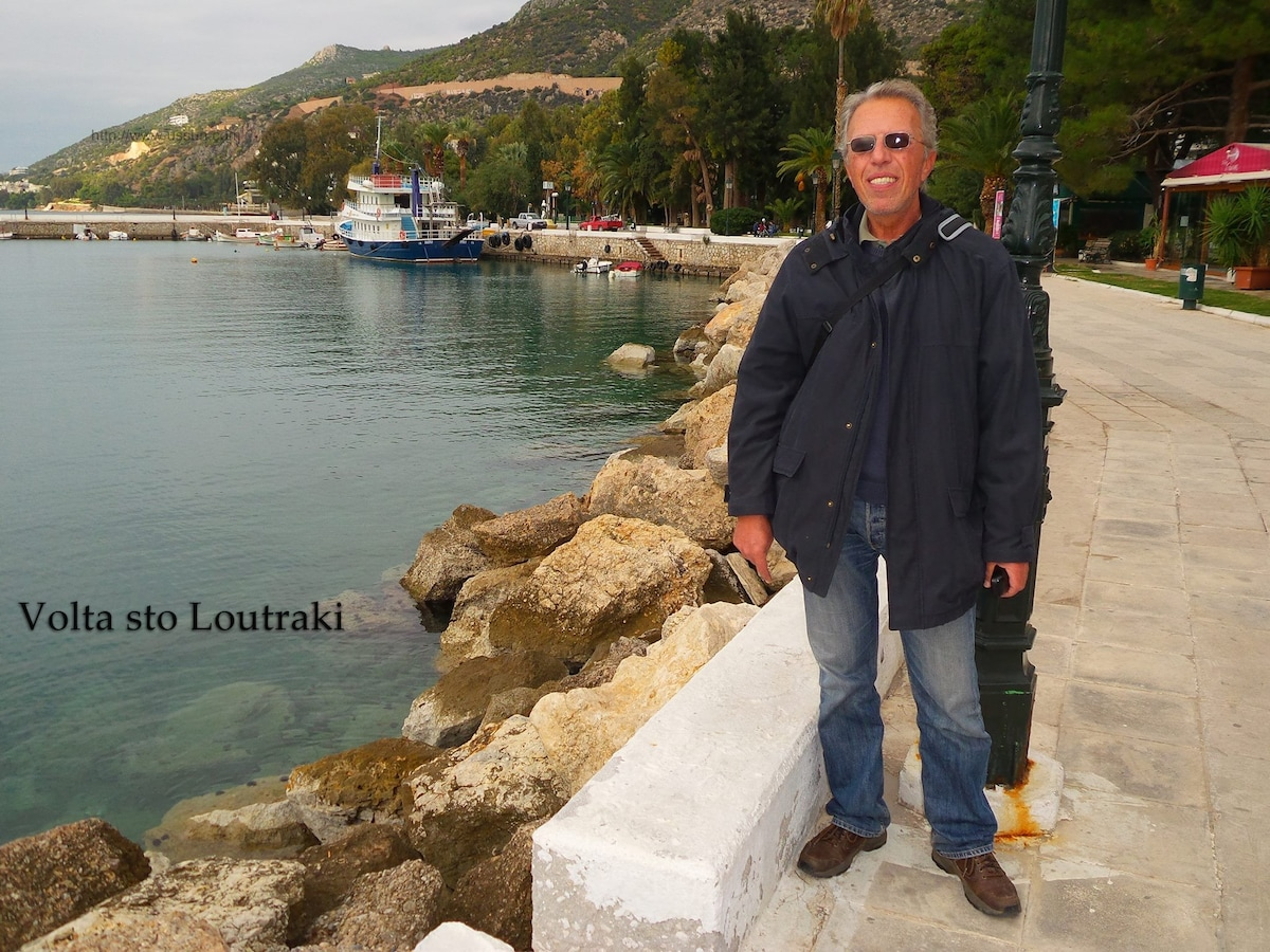 Panos From Loutraki, Greece
