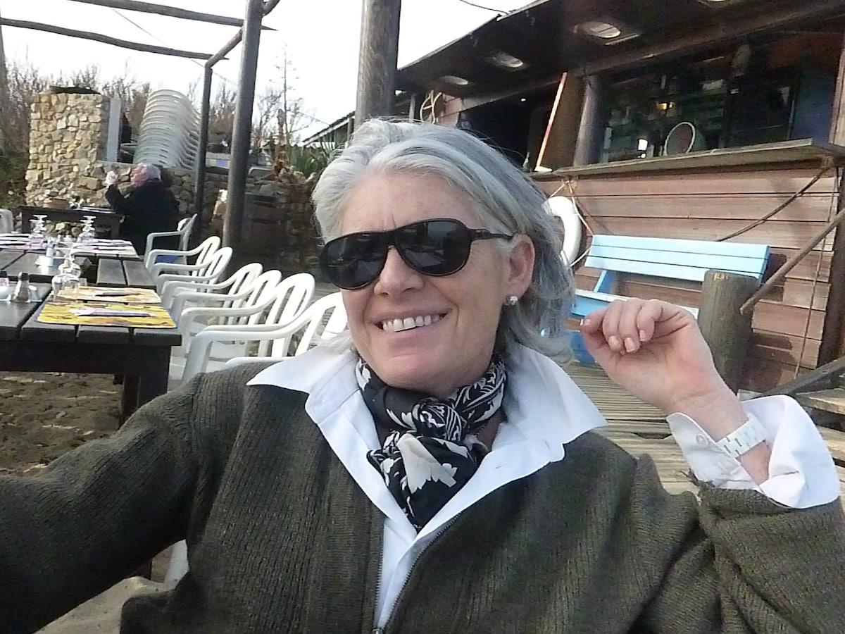 Maryse from Nice