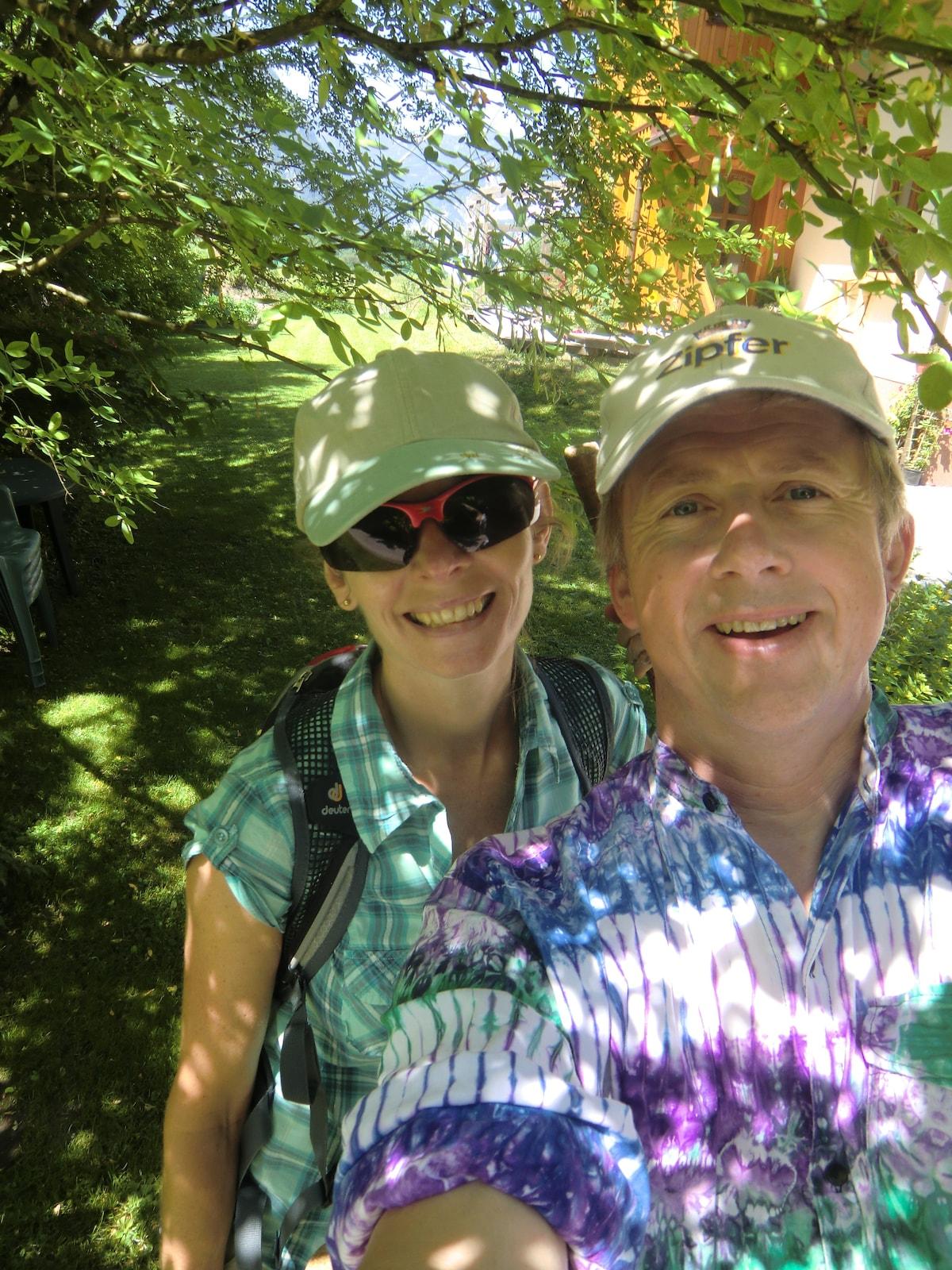Jillian And Adrian From Obertraun, Austria