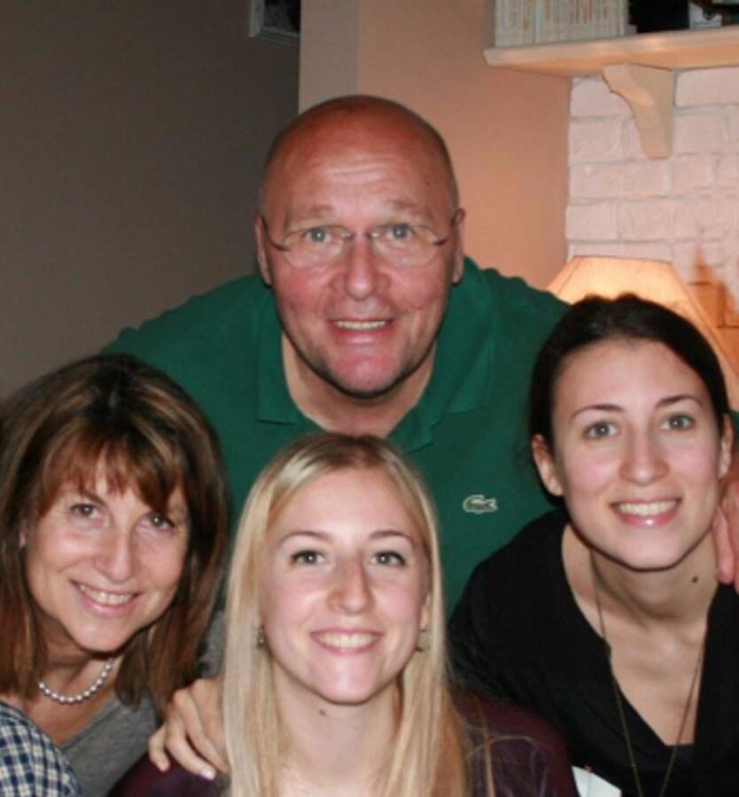 Siamo Renato, Claudia, Francesca e Cristina. Abbi