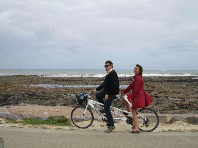 Frédérique & Boris from Saint-Gilles