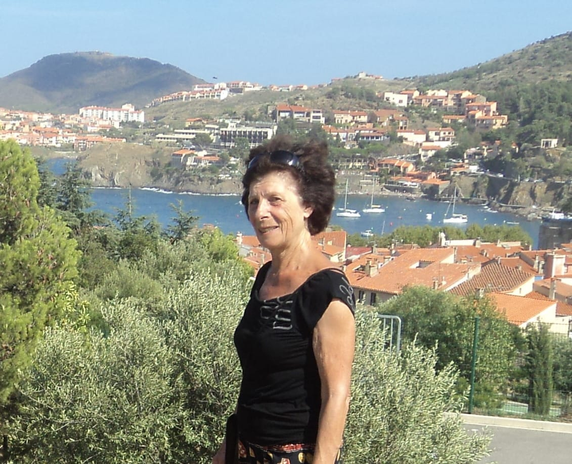 Louise from Collioure