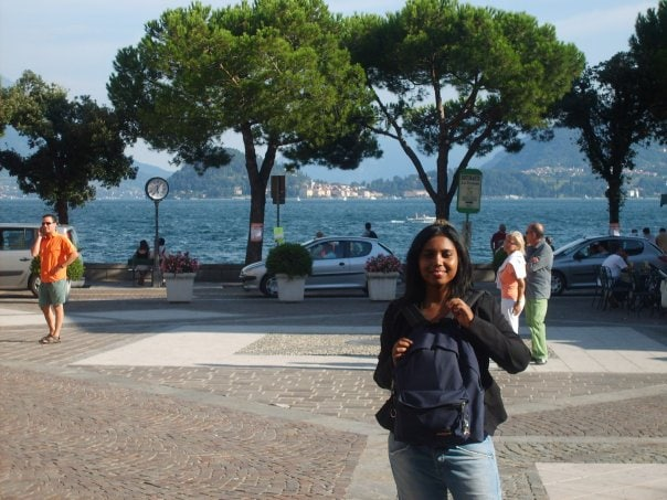Ingrid From Pieve Emanuele, Italy