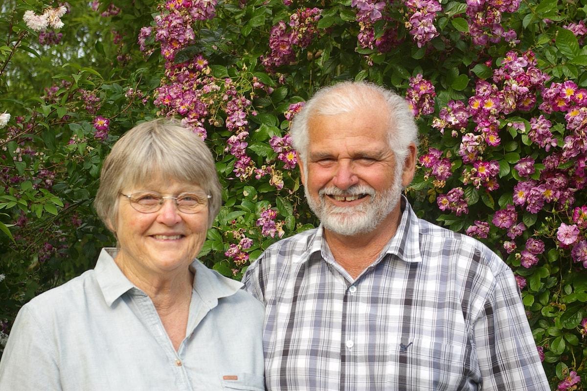 Esme & Mark from Oropi