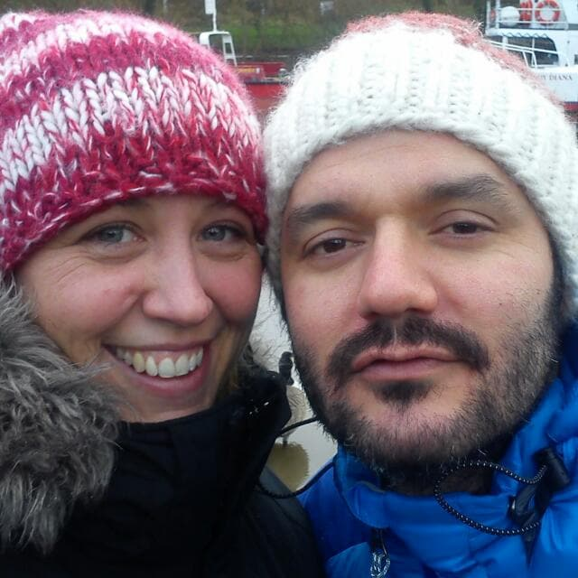 Javier & Helen from Madrid
