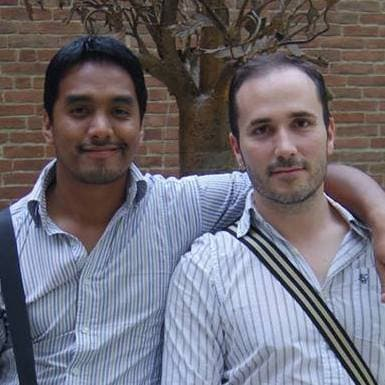 Carlos & Antonio From Seville, Spain