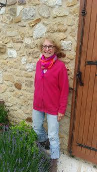 Marie-Danielle From Sainte-Sabine-Born, France