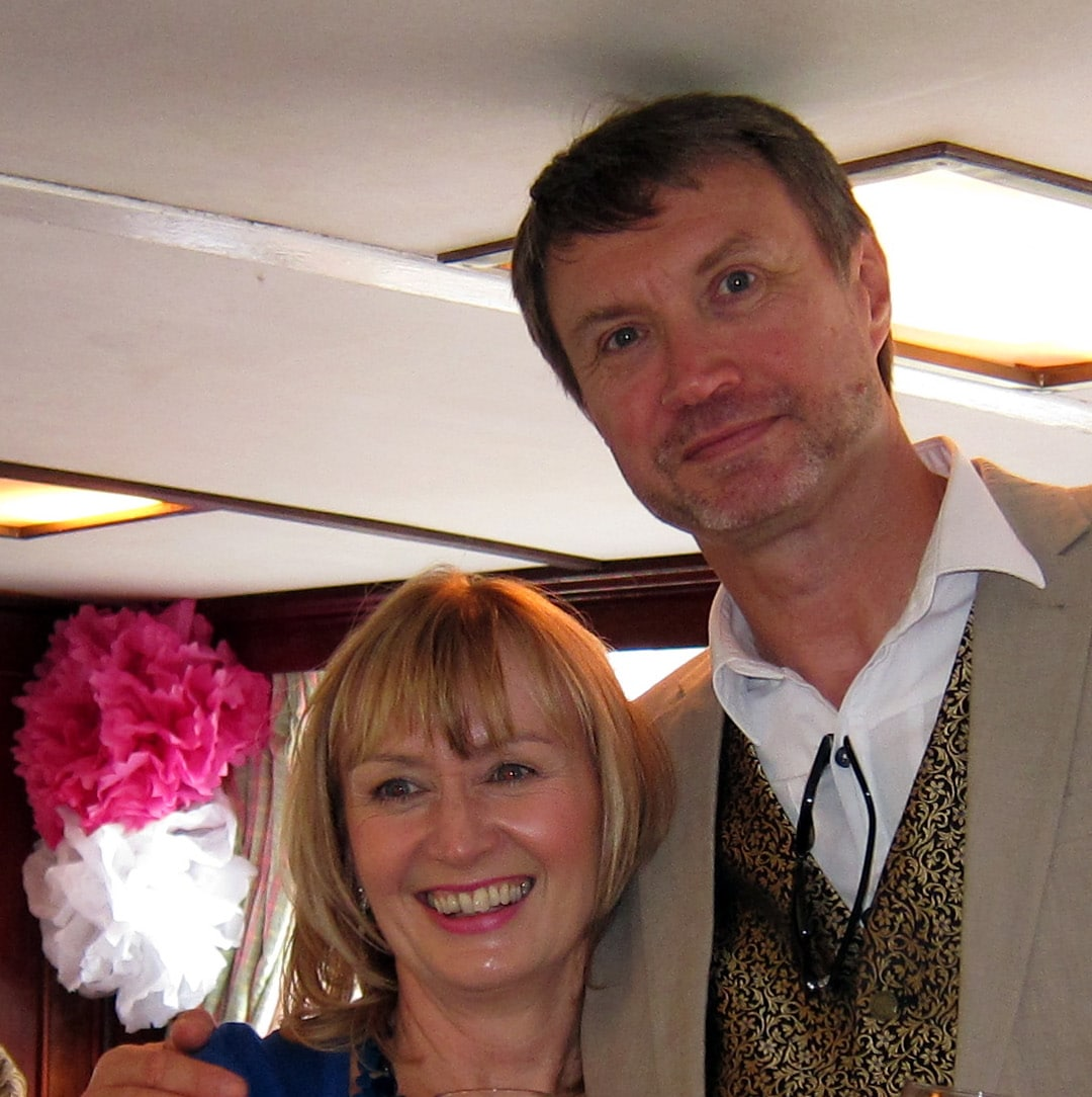Martin And Lesley from Bodmin