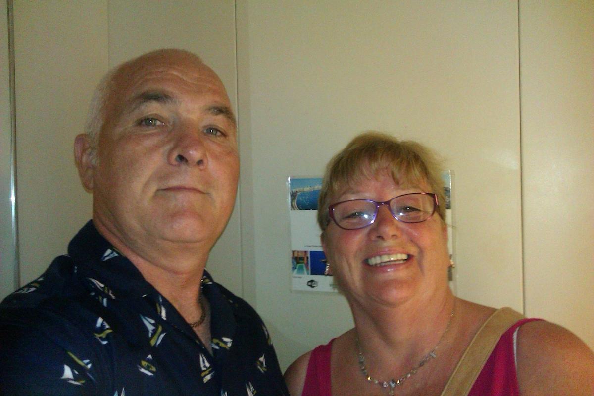 Irene & Michael